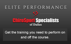 Elite Performance by ChiroSport Specialists of Dallas